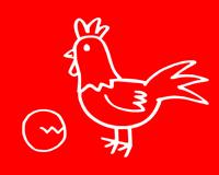 鶏が先か卵が先か、答え教えます