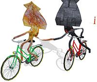 スルメ自転車永久機関